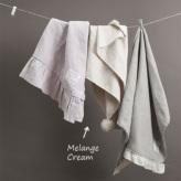 ルイスドッグ【louisdog】Classy Blanket Melange Cream