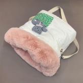 ルイスドッグ【louisdog】For Sleeping Pink Fur