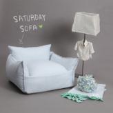 ルイスドッグ【louisdog】Saturday Sofa Soft Blue