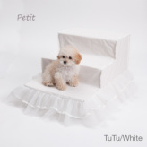 ルイスドッグ【louisdog】Oxford Step Petit-TUTU/White