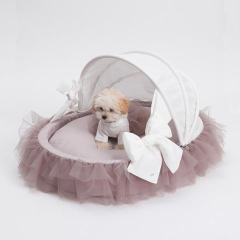 ルイスドッグ【louisdog】Amazing Tulle Cradle Lavender