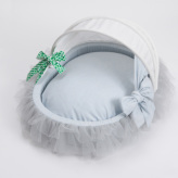 ルイスドッグ【louisdog】Amazing Tulle Cradle Soft Blue
