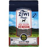 ZiwiPeak(ジウィピーク)エアドライ・ドッグフード ベニソン 1kg