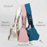 ルイスドッグ【louisdog】Oopie Sling Bag Grand-Blue Sapphire/Coral Pink