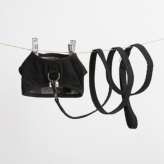 ルイスドッグ【louisdog】VIVA Harness Set/The BLK