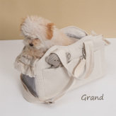 ルイスドッグ【louisdog】Tote Bag/Ecru Linen Grand