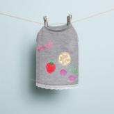 ルイスドッグ【louisdog】Pique Jersey Print T-Shirt
