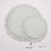 ルイスドッグ【louisdog】Anywhere Rug/Frill Petit-Mint