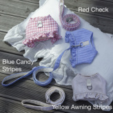 ルイスドッグ【louisdog】Picnic Harness Set Frill