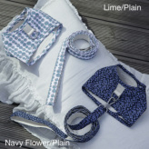 ルイスドッグ【louisdog】Picnic Harness Set Plain