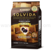 【SOLVIDA】ソルビダ グレインフリーターキー 室内飼育全年齢対応 900g