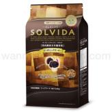 【SOLVIDA】ソルビダ グレインフリーターキー 室内飼育全年齢対応 3.6kg
