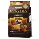 【SOLVIDA】ソルビダ グレインフリーターキー 室内飼育全年齢対応 5.8kg