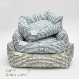 ルイスドッグ【louisdog】Egyptian Cotton Boom/Lime/Super-Green Lime