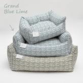 ルイスドッグ【louisdog】Egyptian Cotton Boom/Lime/Grand-Blue Lime