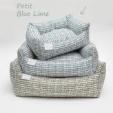 ルイスドッグ【louisdog】Egyptian Cotton Boom/Lime/Petit-Blue Lime