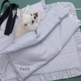 ルイスドッグ【louisdog】Vintage Floral Blanket Petit