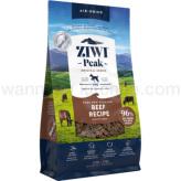 ZiwiPeak(ジウィピーク)エアドライ・ドッグフード NZグラスフェッド・ビーフ 2.5kg