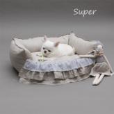 ルイスドッグ【louisdog】Linen Frill Boom/Super