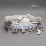 ルイスドッグ【louisdog】Linen Frill Boom/Petit