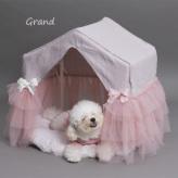 ルイスドッグ【louisdog】Linen Peekaboo/TUTU Grand-Lavender