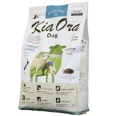 【KiaOra】キアオラ ドッグフード ラム&レバー 4.5kg