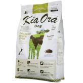 【KiaOra】キアオラ ドッグフード グラスフェッドビーフ&レバー 4.5kg