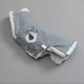 ルイスドッグ【louisdog】Classy Hood/Egyptian Cotton/Tiptoe Grey