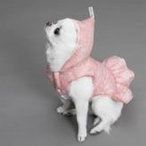 ルイスドッグ【louisdog】Hoodie Jacket/LIBERTY/Pink/Picot