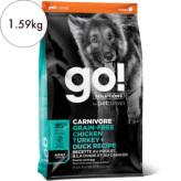 GO! カーニボア グレインフリー チキンターキー+ダック アダルト 1.6kg