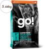 GO! カーニボア グレインフリー チキンターキー+ダック アダルト 5.4kg