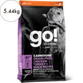 GO! カーニボア グレインフリー チキンターキー+ダック シニア 5.4kg