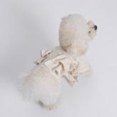 ルイスドッグ【louisdog】Fleece Blouse/crème