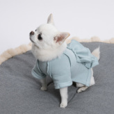 ルイスドッグ【louisdog】Fleece Blouse/Mint