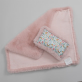 ルイスドッグ【louisdog】Aspen Blanket n Pillow Set/Pink Fur Set