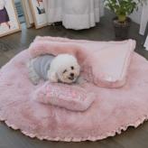 ルイスドッグ【louisdog】Aspen Rug Pink Fur
