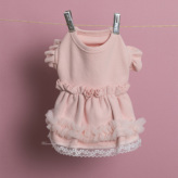 ルイスドッグ【louisdog】Margaux Dress/Princess Pink