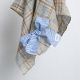ルイスドッグ【louisdog】Brilliant Blanket/Brown Plaid