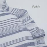 ルイスドッグ【louisdog】Brilliant Rug/Petit-Blue Stripes