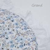 ルイスドッグ【louisdog】Brilliant Rug/Grand-Flower Bouquet