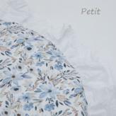 ルイスドッグ【louisdog】Brilliant Rug/Petit-Flower Bouquet