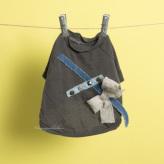 ルイスドッグ【louisdog】Studded Tee Couture/Charcoal