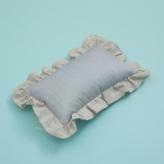 ルイスドッグ【louisdog】BOHO Pillow/Blue Stripes