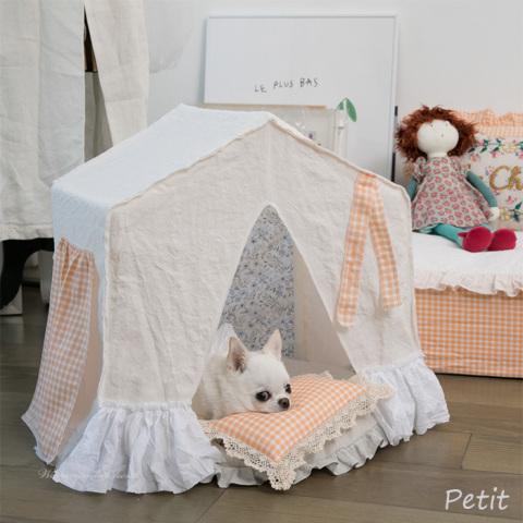 ルイスドッグ【louisdog】BOHO Peekaboo/BOHO Peekaboo/Blush/Petit