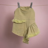 ルイスドッグ【louisdog】Vera Dress Couture/Mellow/Lime Sherbet