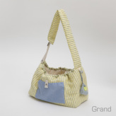 ルイスドッグ【louisdog】Glitter Linen Sling Bag/Grand