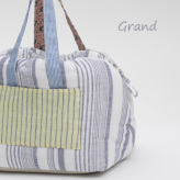 ルイスドッグ【louisdog】Linenaround Bag/Glitter/Grand