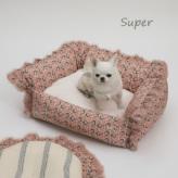 ルイスドッグ【louisdog】Glitter Boom/Super-Pink Flowers