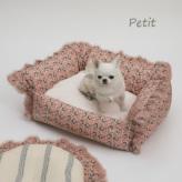 ルイスドッグ【louisdog】Glitter Boom/Petit-Pink Flowers