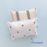 ルイスドッグ【louisdog】Summer Dream Pillow/Pineapple